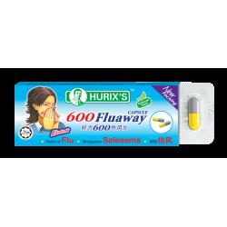Hurix's 600 Fluaway Capsule