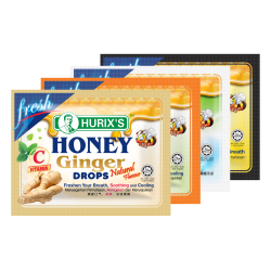Hurix's Honey Drops