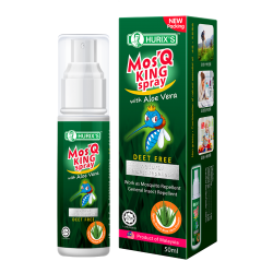 Hurix's Mos'q King Spray (with Aloe Vera)