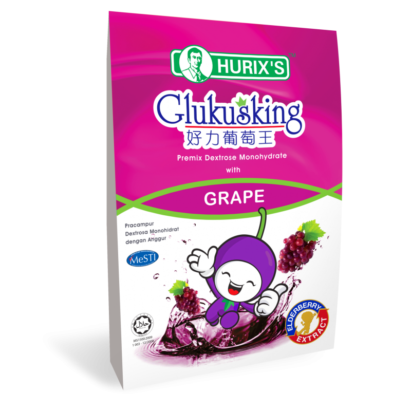 Hurix's Glukusking - Grape