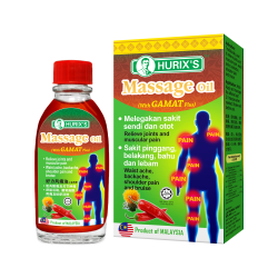 Hurix's Massage Oil (with...