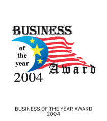 Business of the year award 2004 logo