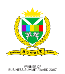 Winner of Business Summit Award 2007 logo
