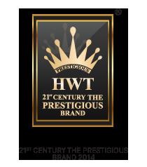 21st Century The Prestigious Brand 2014 logo