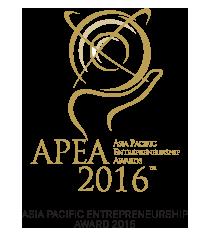 Asia Pacific Entrepreneurship Award 2016 logo